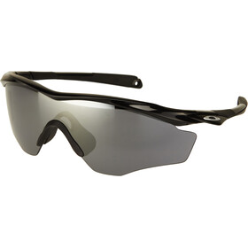 Oakley M2 Frame XL Aurinkolasit, polished black/black iridium
